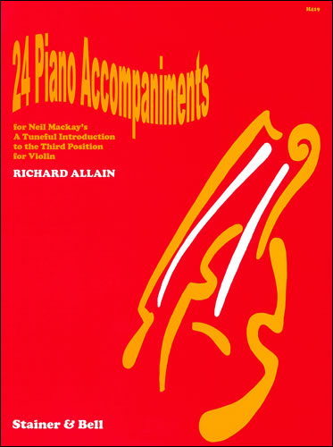 24 Piano Accompaniments for