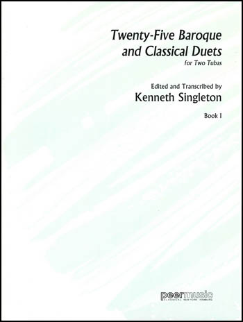 25 Baroque And Classical Duets Bk.1|ハル・レナード社|